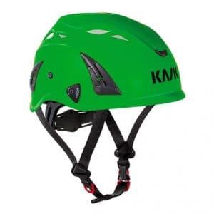 Plasma AQ Green Climbing Safety Helmet, RAAST