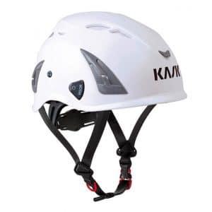 Plasma AQ White Climbing Safety Helmet, RAAST